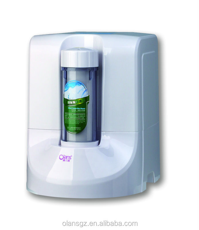 china low price household mineral water purifier ,uf system 7 stage filter home water purification machine