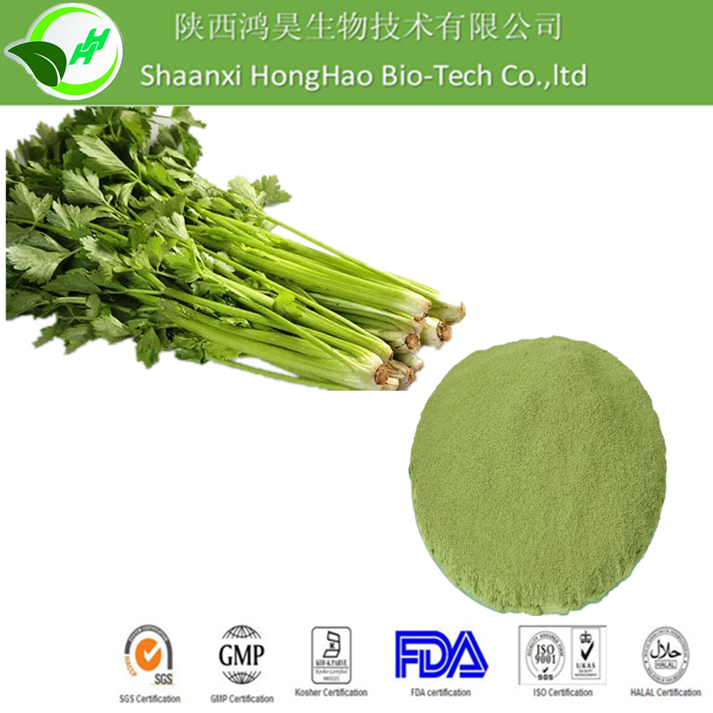 100% Water-soluble Celery Juice Powder Concentrate Powder