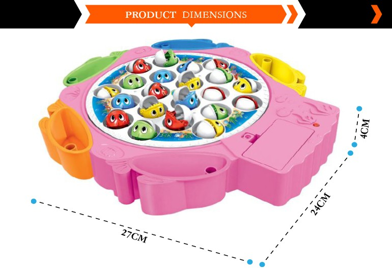 hot product indoor games magnetic fishing toy for wholesale