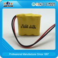 2/3AAA 200mAh 3.6v NiCd rechargeable battery pack