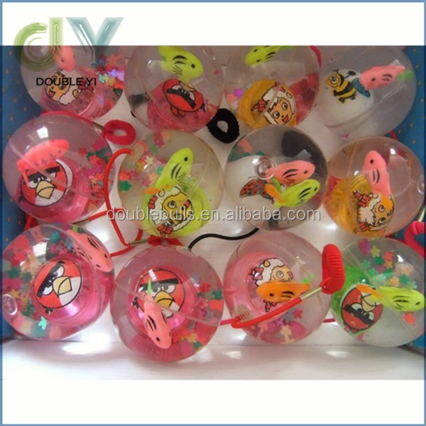 High quality Bounce Custom Transparent Super Bouncy Balls High Bouncing Ball toys for kids