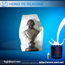 RTV-2 silicone rubber for decoration fountain mold