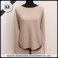 woman knitwear fashion pullover for girl