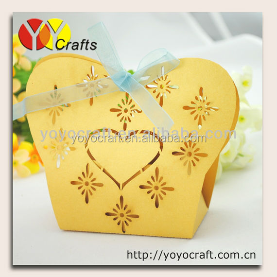 2014 new products wedding paper supplies cake decoration indian wedding favor boxes