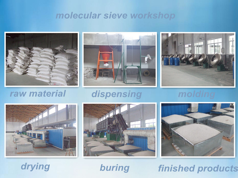 lowest price zeolite 4a molecular sieve 10*18/8*12/4*8mesh for natural gas drying