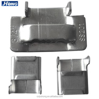 galvanized wing Buckles