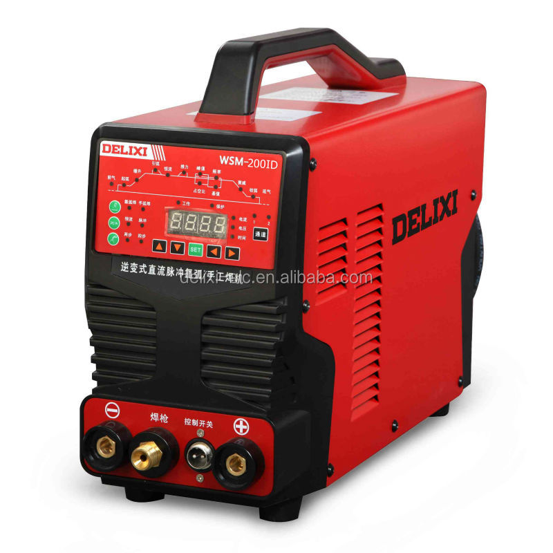 Famous brand DELIXI WSM-200ID Pictures of welding machines