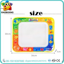Funny kids water magic writing mat drawing set for sale