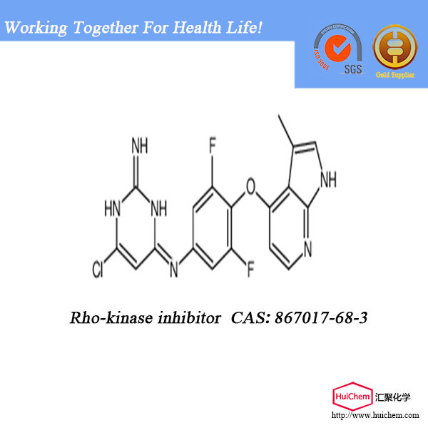 Rho-kinase inhibitor with purity of 98% 867017-68-3