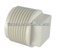 PVC THREAD MALE PLUG
