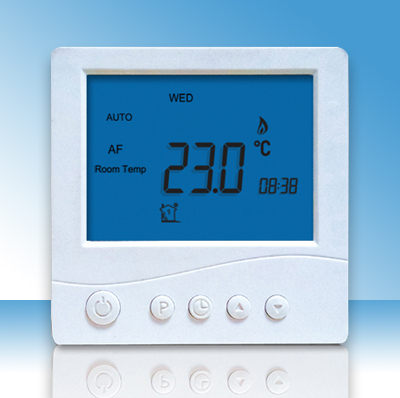 Programmable Thermostat for floor heating wires mats