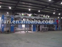 PVC insulation tape coating machine (pvc tape production equipment, making machine)