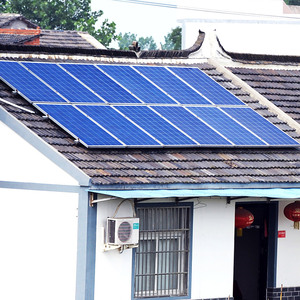 High power 20kw off grid complete solar system for houses