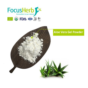 Focus Herb Freeze Dried Powder Aloe Vera Extract 200:1