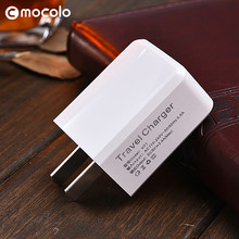 Dual USB travel charger 23W fast charger qualcomm quick charge 3.0 charger for ipad iphone 7 8 x