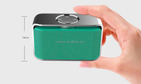 Best portable speakers stereo bluetooth speaker with Handsfree calling/NFC/FM radio/SD/TF card/USB reader surround sound speaker