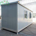 Factory hot sales 20ft expandable foldable container house