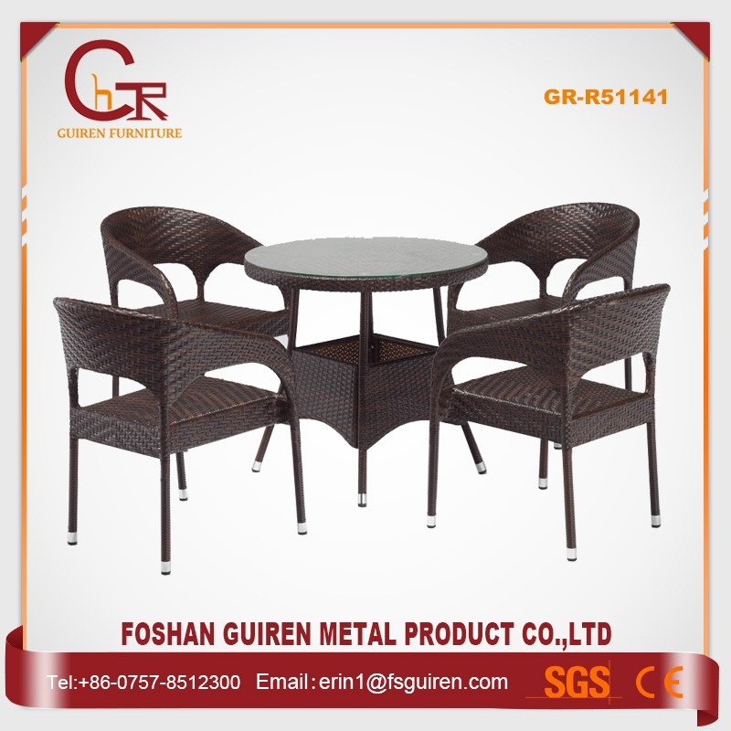 China supplier serviceable rattan furnitures of cebu