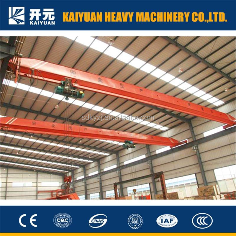 Indoor Overhead Crane price 20 ton