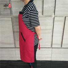 red twill cotton home furnishing warm apron