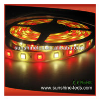 Shenzhen Factory Led Strip 5050 RGBW 5m Led Flexible Strip 60leds 24v RGB+W LED Strip