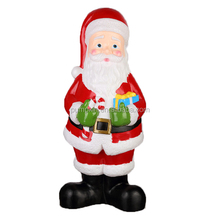 2017 AC Light Blow Molding Christmas Outdoor Decoration Santa Claus