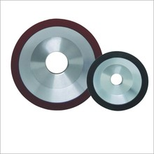 350mm Vitrified bond diamond grinding wheels for carbide cutter