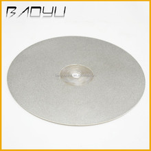 E-plating Sharpening Diamond Flat Lap Disc Diamond Disc