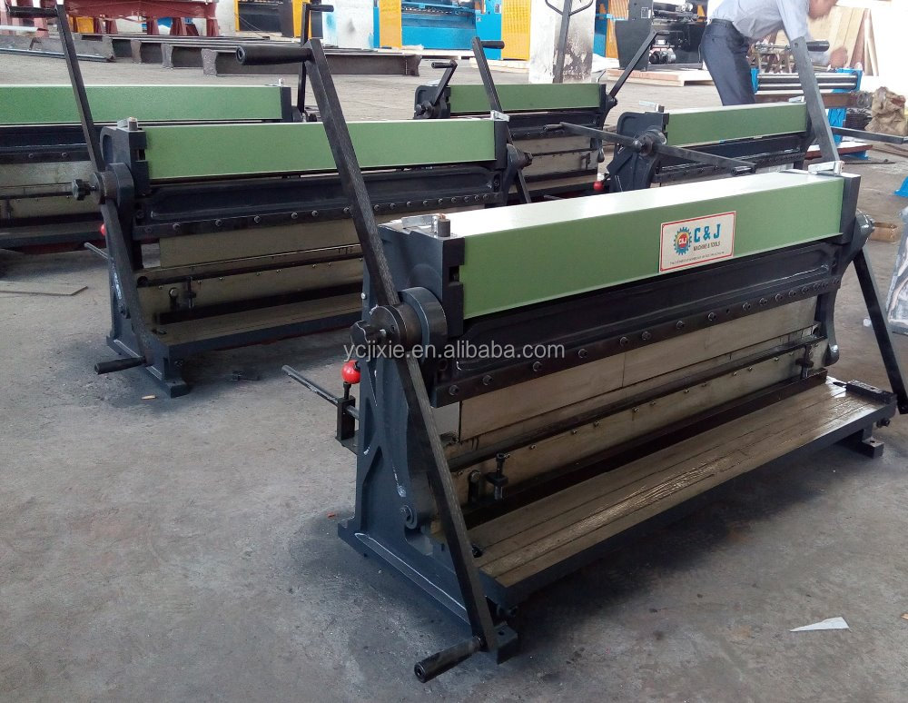 1020mm combination press brake and shear