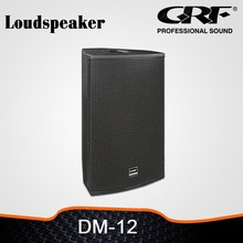 GRF AUDIO 12 Inch High Power Concert Speaker System