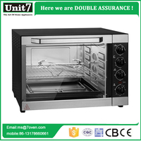 70L 2200W Big Home Appliance Electrical Oven