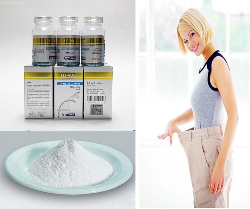 Orlistat capsule for weight loss capsule and slimming supplement