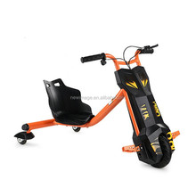 New Hottest outdoor sporting Range per 10 ~ 15 km charge 3 wheel electric scooter drift trike as kids' gift / toys