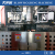 Tonva CE approved Plastic extruder hollow Blow Molding Machine