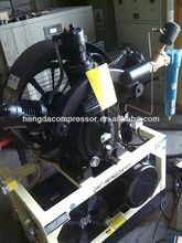Booster 175CFM 508PSI Hengda high pressure compressor scrap yard