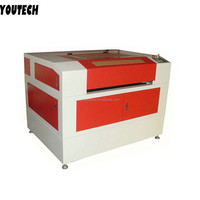 rubber glass acrylic wood laser engraving machine 60w 80w