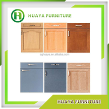 eco-friendly high glossy wpc wood plastic door decoration panel for kitchen cabinet