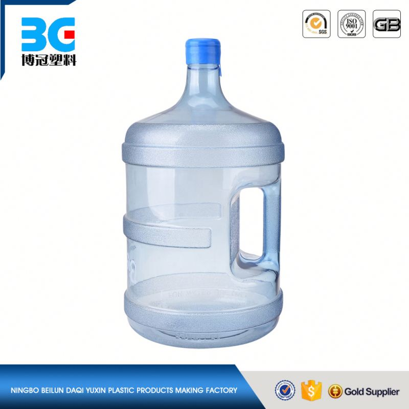 5 gallon healthy bottle for table water