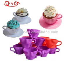 German Lidl silicone muffin cake mould cake decorating supplies