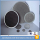 stainless steel weaving wire mesh tube / filter strainer / oil filter