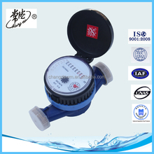Dn15mm Dry type of water meter spare parts with ISO 4064 standard
