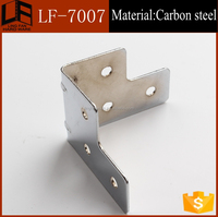 Metal Corner Bracket Square Corners Wooden Furniture Pack Bags Corner Airlines Luggage Bag Corner Hardware