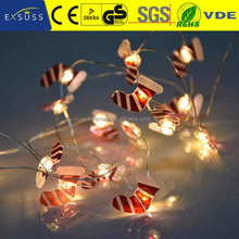 Very cheap sale, mini high-end copper wire string light for Christmas