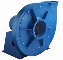 Large Airflow low noise industrial centrifugal blower fan for industrial boilers