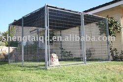stainless steel pet exercise pen