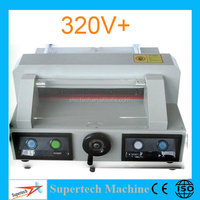 320V+ Guillotine Manual Industrial Paper Cutting Machines
