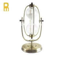 Home decoration half an hour sand timer hourglasses