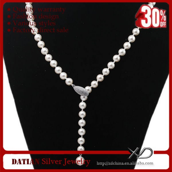 XD YS1457 2015 Fashion Pearl <strong>Necklace</strong> Designs