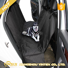 Manufacturer wholesale Soft Quilted oxford protective waterproof foldable dog hammock pet car seat cover with low price