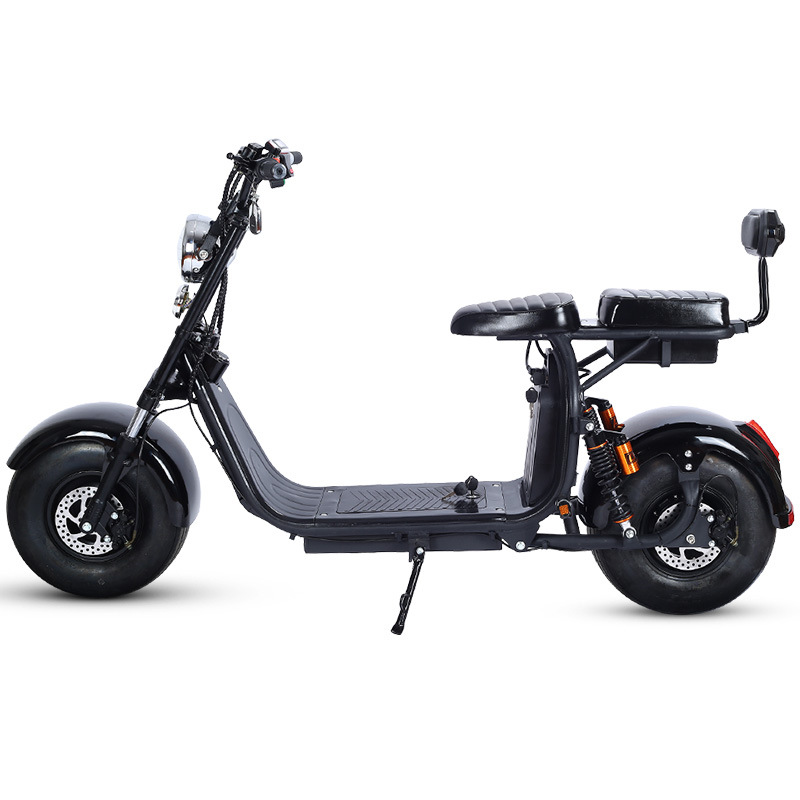 2017 Hotsale EEC Approval 2000W Citycoco 2000 W 2 Wheel City <strong>Electric</strong> Scooter with Removable Battery
